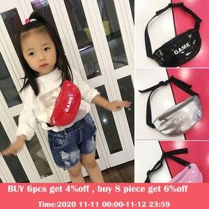 Image 1 - 2021 Fashion New Toddler Baby Girls Kids Waist Bag Pack Outdoor Sports Pouch Belt Hip Chest Crossbody Travel Purse