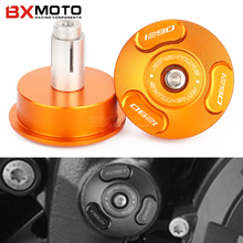 NEW With logo Motorcycle Frame Hole Cover Insert Plug Cap For KTM 1050 1090 1190 1290 Adventure ADV 1290 Super Duke R 2020