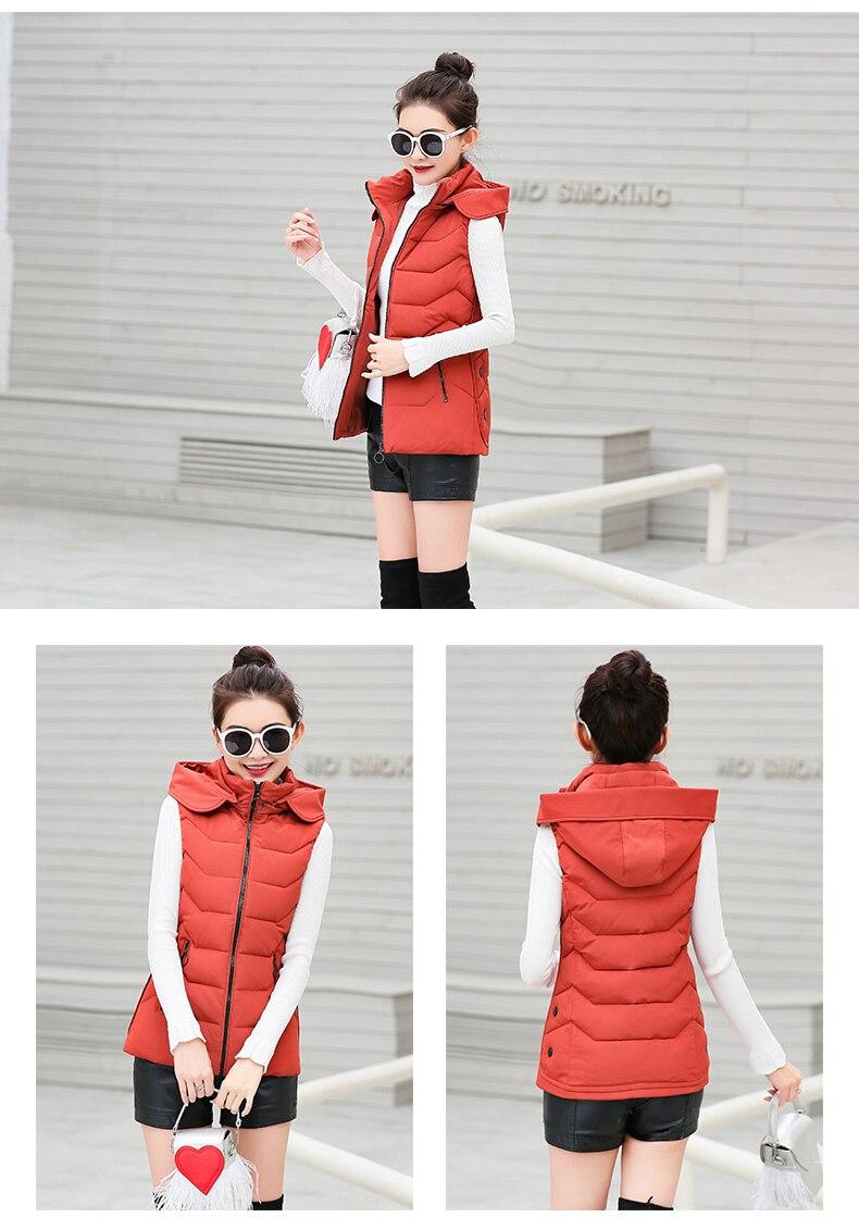 oversize M-4XL colete curto sem mangas casaco