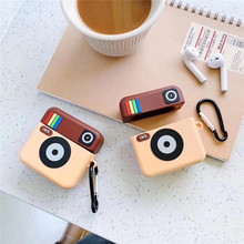 Cute Case For Airpods Pro Case Wireless Bluetooth for apple airpod Pro 3 Silicone Case Cover For Air Pods pro Fundas Capa Coque silicone case for airpods pro apple airpods pro air pods protective cover for apple airpod 3 earphone headset bluetooth box new