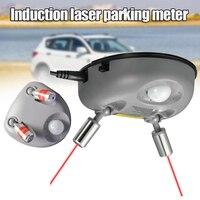 Guía de estacionamiento de garaje, Sensor de aparcamiento automático, Ayuda de cabeza Dual, sistema de luz de freno, M8617