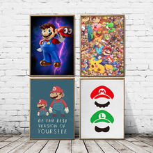 Printed Poster Paintings Modular Pictures Bread Canvas No-Frame Wall-Art Living-Room