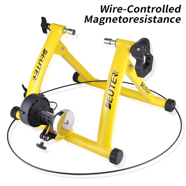 Cycling Trainer Home Training Indoor Exercise 26-28″ Roller Bike Training Bike Trainer Fitness Station Bicycle Trainer Rollers