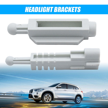Headlight Holder Headlamp Bracket Personal Car Easily Installation Elements for BMW 5 Series E39 95-00 63120027924 image