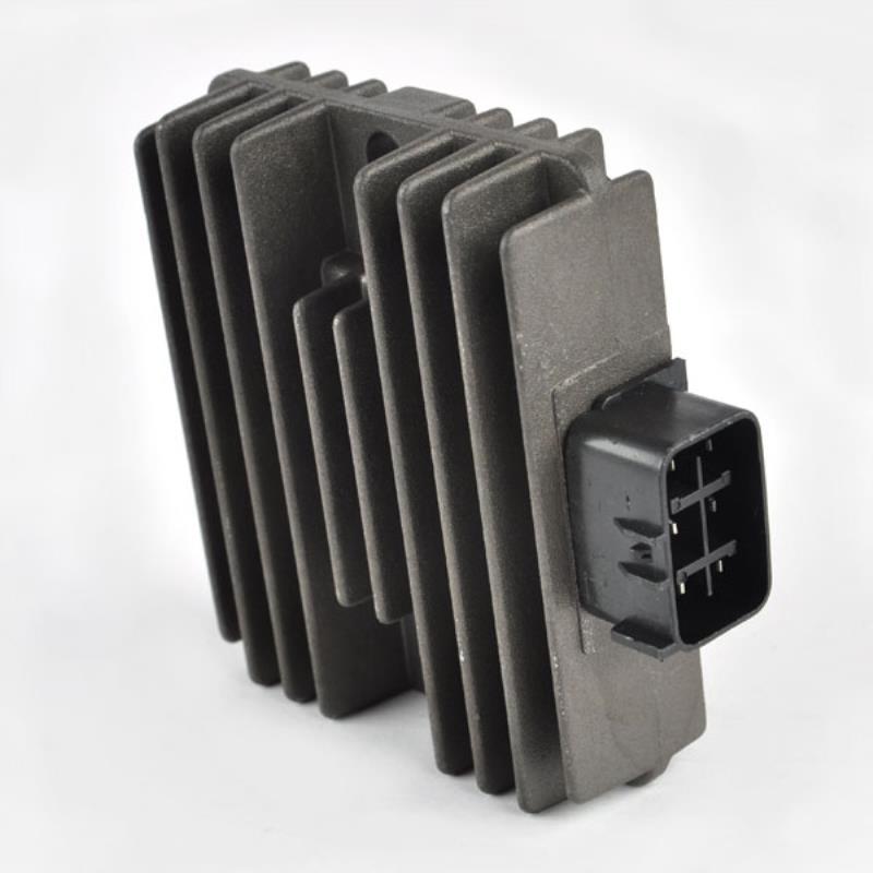 Высококачественный Алюминиевый выпрямитель регулятора напряжения для Мотоцикла Suzuki GSX1400 GSR400 GSR600 AN250 для Yamaha YZF R6 06 -13