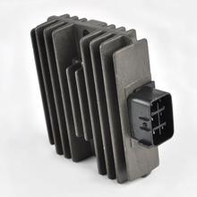 цена на High Quality Aluminum Motorcycle Voltage Regulator Rectifier for Suzuki GSX1400 GSR400 GSR600 AN250 For Yamaha YZF R6 06 -13