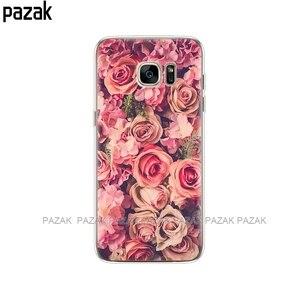 Image 3 - Capa de telefone de silicone para samsung galaxy s6 edge g920 g920f g920a capa para samsung s6 edge g925f g925i g925a g925t escudo do telefone pop