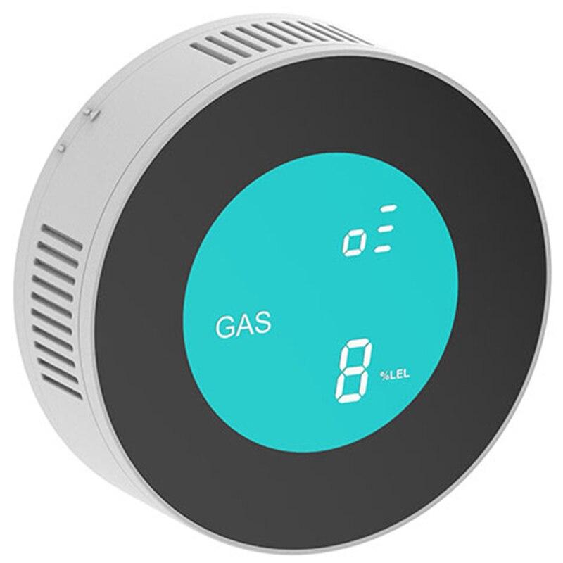 AAY-WIFI Gas Leak Alarm Home Gas Alarm Natural Gas Alarm Mobile APP Remote Alarm