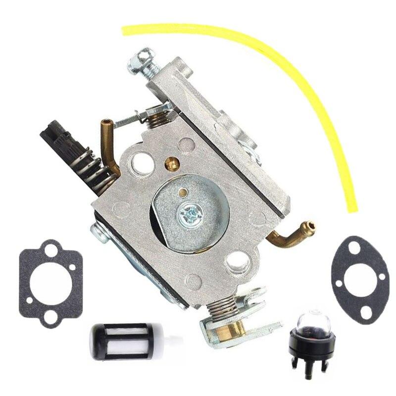 Durable Carburetor For Husqvarna 322C 322L 323C 235L 326L Trimmer Weedater Brushcutter Parts
