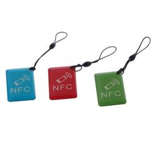 Sticker Rfid-Tag Ntag215 Nfc Tags Labels Patrol-Attendance Phone Access Waterproof 25mm
