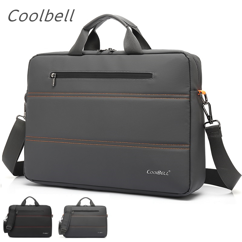 "2020 Newest Brand Coolbell Messenger Bag For Laptop 15"",15.6"",Handbag For Macbook Notebook 15.4 inch. Free Drop Shipping 2108"