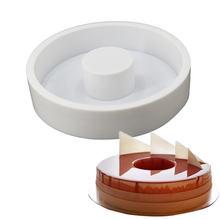 Круглая форма для торта в форме пончика diy Форма французского
