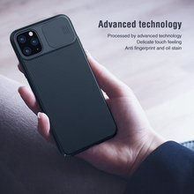 Étui pour iphone 11 Pro Max glissière caméra Protection pour iphone 11 coque arrière pour iphone 11 Pro Max iphone 11promax 11pro étui
