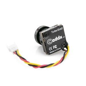 Image 4 - FPV Macchina Fotografica Caddx Turbo EOS2 1200TVL 2.1 millimetri 1/3 CMOS 16:9 4:3 Mini FPV Macchina Fotografica Micro Cam NTSC/PAL per RC Drone Accessori Auto