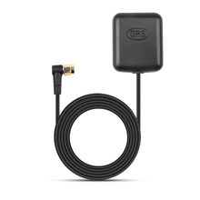 Carro gps antena sma conector 2m cabo receptor gps adaptador aéreo automático para navegação do carro câmera de visão noturna jogador