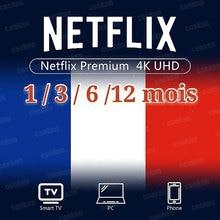 2021 Netflixes Premium 4K UHD Acc 1-5 Screens Avaliable Worldwide Global