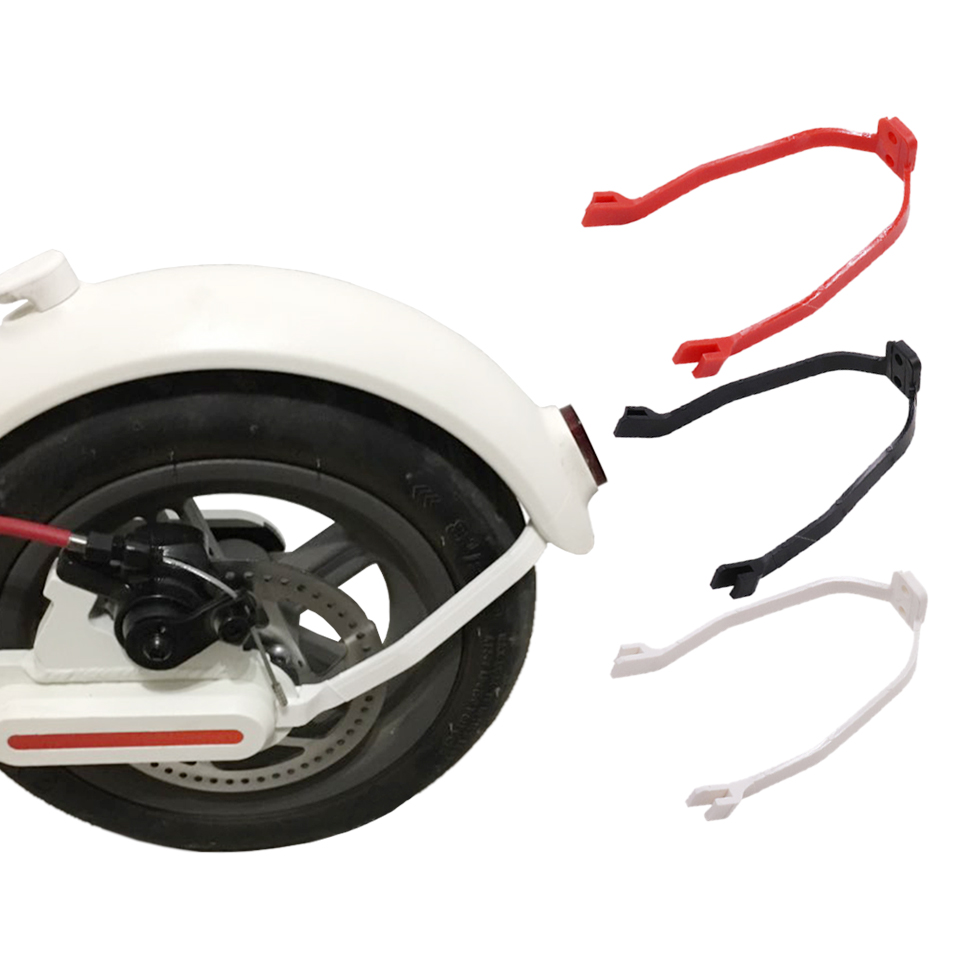 Rear Mudguard Bracket Rigid Support Electric Scooter For <font><b>Xiaomi</b></font> <font><b>Mijia</b></font> <font><b>M365</b></font>/<font><b>M365</b></font> <font><b>Pro</b></font> Scooter Accessories Parts new arrived image