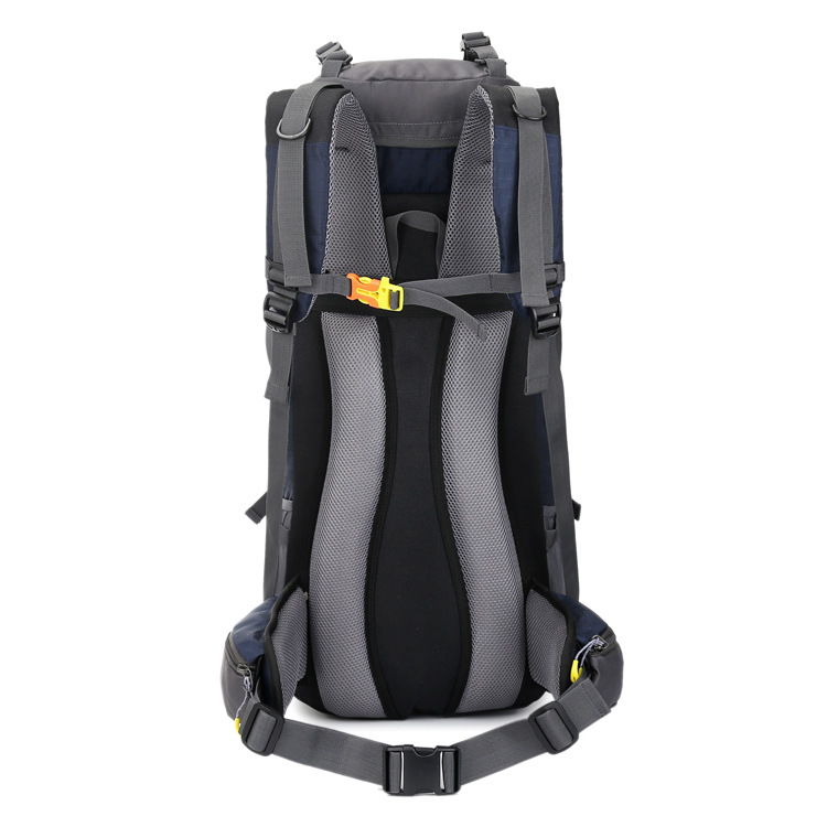 Backpack Travel Backpack Mountaineering Bag New Style Large Capacity Travel Bag 60 Litres Men's Outdoor Sports
