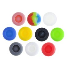 цена на Joystick Grip cap Cover Silicone Thumb Stick For Sony PlayStation 3 PS3 PS4 Controller Cap Cover For Xbox360 for XBOX ONE