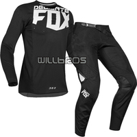 Delicate Fox 2019 MX 360 Kila Jersey Pants Motocross Motorcycle Gear Set Motorbike Suit
