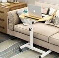 Настольный обучающая маленькая парта складной стол ноутбук регулируемый столик Подъёмные передвижной стол для ноутбука прикроватный дива...