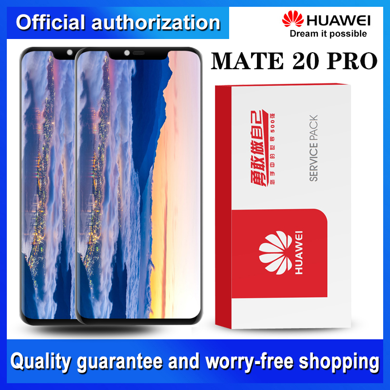 Huawei Replacement Touch-Screen Fingerprint Original Digitizer Assembly with for Mate