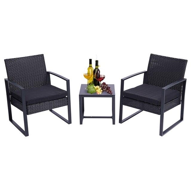 3 IN I 2 Patio Furniture Set  1