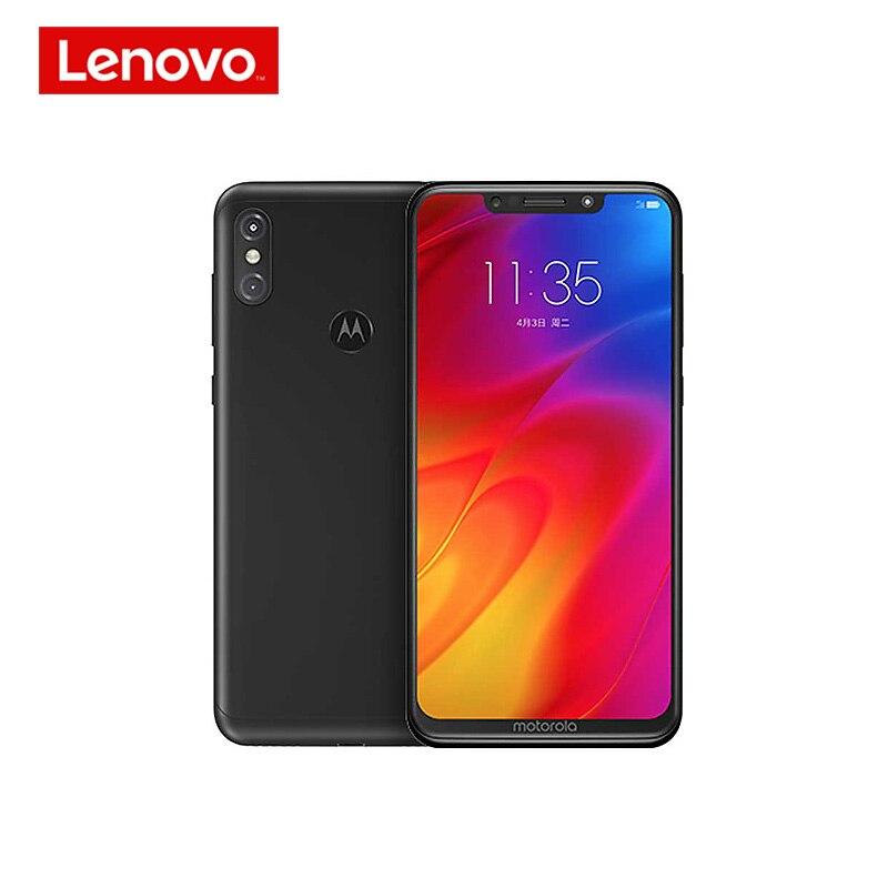 Moto p30 nota telefone móvel uma potência 6 gb 64 gb 2246*1080 smartphone bt5.0 6.2 Polegada tela cheia metal telefone 5000 mah face desbloquear