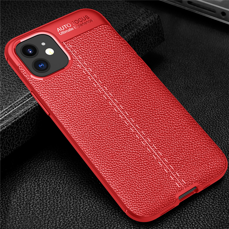 Shockproof Leather Case 16
