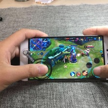 Dual Analog Mini Joypad Joystick SmartphoneTouch Cell Phone Mobile Phone Accessory