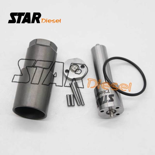 E1022003 Nozzle Cap Diesel Injector JLLA144G3S33 Valve Assy SF03(BGC2) For 23670-09380 23670-39425 295050-0620 295050-0740
