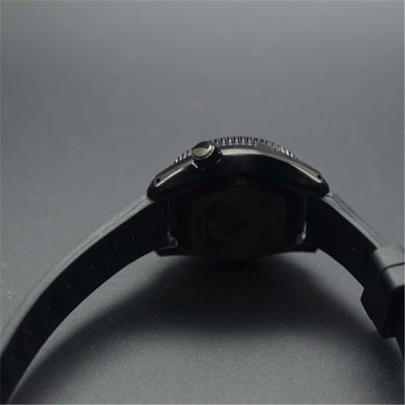 Proximaダイブウォッチaaa NH35 男性自動サファイア発光腕時計 300 メートル機械式セラミックベゼル 316Lステンレススチールの時計