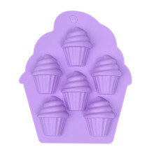 2020 New Design ice cream cone shape silicone molds for making cake soap chocolate free shipping diy design coffee printer art design beverage biscuit cream cake cookies food chocolate