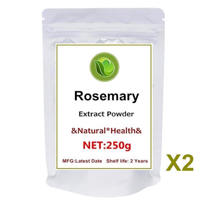Rosemary Extract 10 1 Powder Rosmarinic Acid Carnosic Acid Ursolic Acid