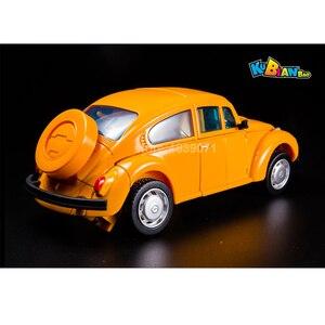 Image 5 - KBB דגם פעולה איור צעצועי MP21 MP 21 G1 מוגדל סגסוגת דבורת צרעה KBB עיוות שינוי