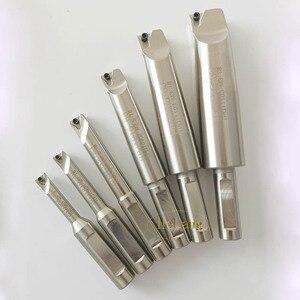 Image 1 - Nouvelle barre dalésage indexable de 6 pièces avec barre dalésage à tige de 18mm pour outil dalésage et inserts en carbure dalésage de 30 pièces