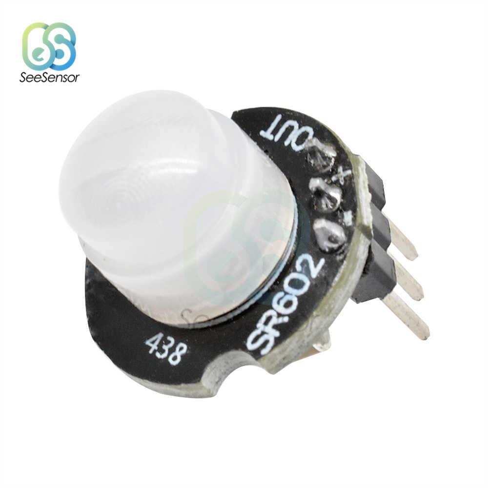 DC 3.3-15V MH-SR602 Infrared Motion Sensor Detector Module SR602 PIR for Arduino
