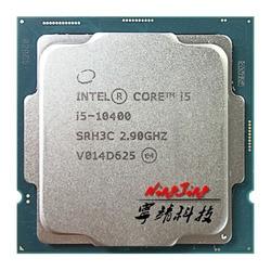 Intel Core i5-10400 i5 10400 2.9 GHz Six-Core Twelve-Thread CPU Processor L2=1.5M L3=12M 65W LGA 1200