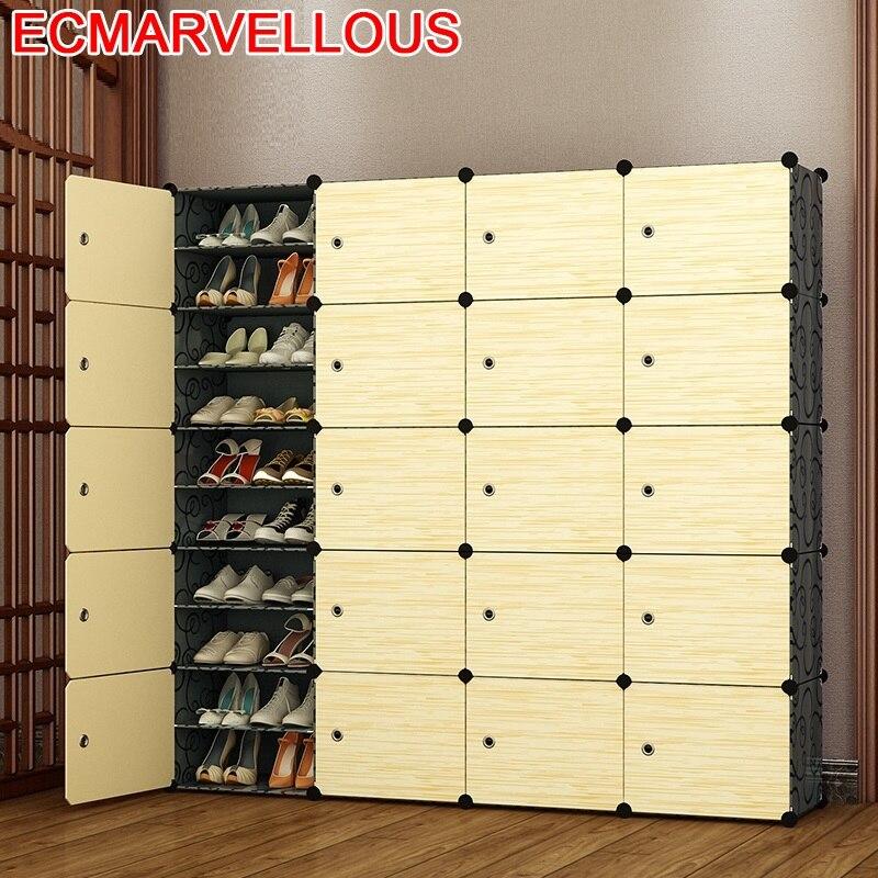 Storage Armoire Meuble De Rangement Kast Zapatera Mueble Organizador font b Closet b font Cabinet Furniture