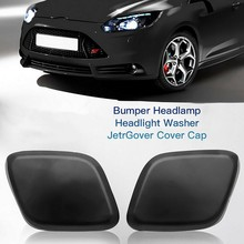 Front Bumper Headlight Water Spray Cover for Ford Focus 2012-2014 Bm51-Bl019-Adw Bm51-Bl018-Adw(China)