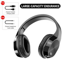 Auriculares Bluetooth Earphone T5 HiFi Active Noise Cancelling Wireless Bluetooth 5.0 Headp