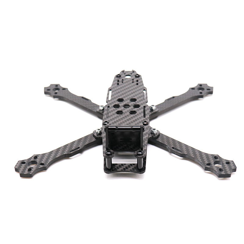 Image 3 - TCMMRC 5 Inch FPV Drone Frame Avenger 215 Wheelbase 215mm 4mm Arm Carbon Fiber for RC Racing FPV Drone Frame Kit-in Parts & Accessories from Toys & Hobbies