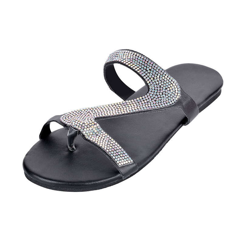 Hbce39f1647d24586bbf9d02b236d66be5 - Fashion Women Slippers Slides Clear Transparent Jelly Shoes Outdoors Female Sexy Summer Beach Shoes 2020 Female Footwear