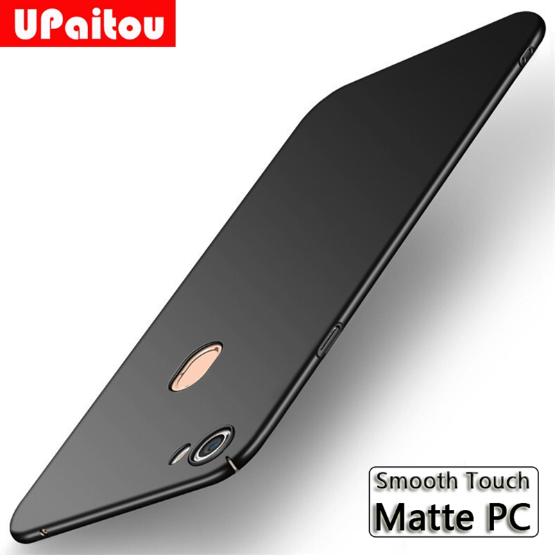 UPaitou <font><b>Case</b></font> for <font><b>OPPO</b></font> A9 A5 2020 F11 F7 F5 Youth F9 <font><b>F1S</b></font> F1 F3 Plus Ultra Slim Thin Hard PC Matte <font><b>Case</b></font> for <font><b>OPPO</b></font> F11 Plastic Cover image