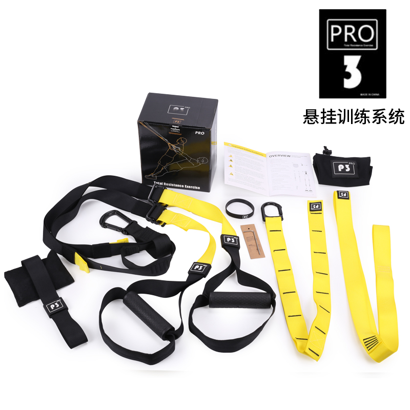 Resistance Bands Crossfit Sport Equipment Strength Training Fitness Equipment Spring Exerciser Workout Suspension Trainer Hot image