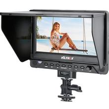 "Viltrox DC 70EX Pro 7"" 4K HDMI SDI AV TALLY Input Output Video HD LCD Camera Video Monitor Display Field for Canon Nikon Sony"