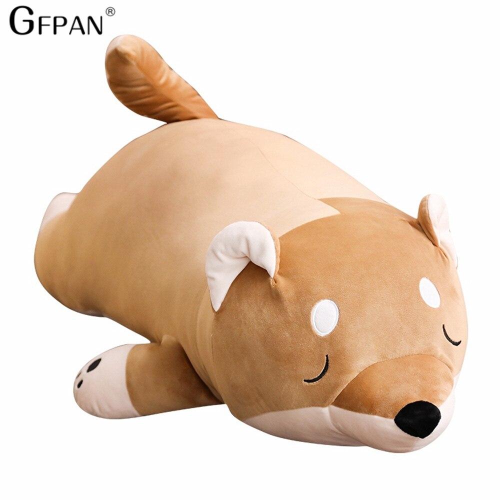 Cute Animal Kawaii Mascot Shiba Inu Puppy Dog Stuffed Doll Plush Soft KIDS Toy