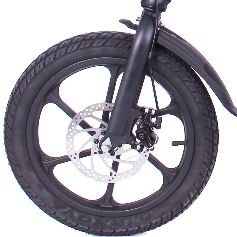 CMS bike f16 plus 16 inch foldable e bike 6