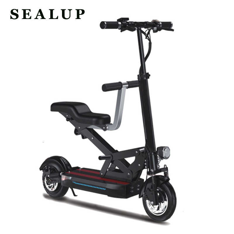 inch 10 self Balance Scooter folding parent child electric scooter high power hover board small electric bicycle