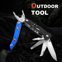 Pliers Wire Cutter Stripper Cutting Plier Multifunctional Tool Camping Survival Folding Multitool Knife Screwdriver Kit Bits outdoor multifunction knife pliers multitool multifunctional tool combination pliers multitool survival multifunctional plier